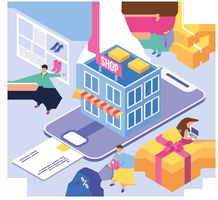E-handelslösningar
